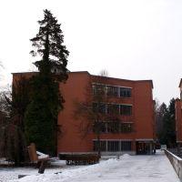 Abteilung für Umwelt, Аарау