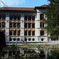Kantonsschule Aarau (hier paukte Albert Einstein), Аарау