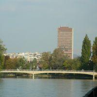 "Tellihochhaus und ""Staumauer"", Аарау"
