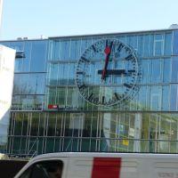 Neue Bahnhofsuhr Aarau, Аарау