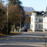 Die Kasinostrasse in Aarau, Аарау