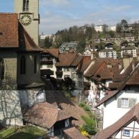 (messi 07) Bern – Nydeggkirche [330°], Берн