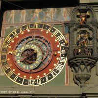 (messi07) Zytglogge - Astronomische Spieluhr  [270°], Берн