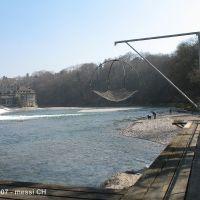 (messi07) Fischernetz im Schweller [110°], Берн