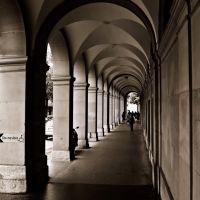 Under the archway, Берн
