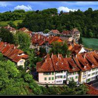Roofs of Bern, Кониц