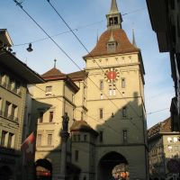 (messi07) Bern - Käfigturm [260°], Кониц