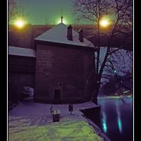 bern, blutturm in a real cold winternight © weggi.ch, Кониц