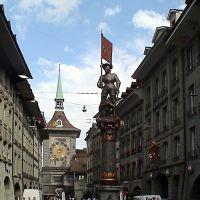 Bern, Switzerland, Кониц
