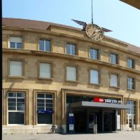 Gare Neuchatel (8th May 2008) by www.swiss-pics.ch, Ла-Шо-Де-Фонд