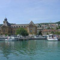Loffice du Tourisme, Ла-Шо-Де-Фонд