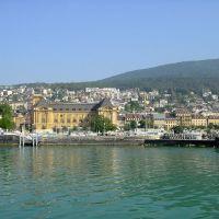 Neuchâtel, Ла-Шо-Де-Фонд