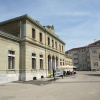 Fribourg Bahnhof (2008), Фрейбург