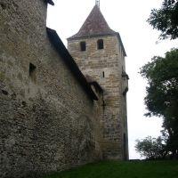 Fribourg-Porte de Bourguillon, Фрейбург