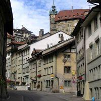 Fribourg-Rue de la Nouveville, Фрейбург