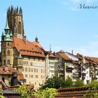 Fribourg, Фрейбург