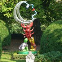 La grande lune, 1985/1992 - Niki de Saint Phalle, Фрейбург