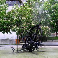 Friburg, La fontaine de Tinguely, Фрейбург