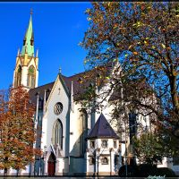 Léglise St. Peter und Paul, Winterthur, Винтертур