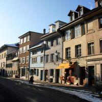 Wohnhäuser an der Neustadtgasse, Винтертур