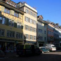 Häuser am Obertor, Винтертур