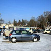 Parkplatz in Wingerthur, Винтертур