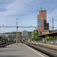 Winterthur Bahnhof (04/2009), Винтертур