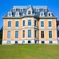 Villa Reinhart Rychenberg Park ZHdK Winterthur, Винтертур