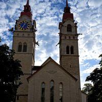 Two_towers_church, Винтертур