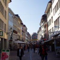 014 Winterthur, Marktgasse, Винтертур