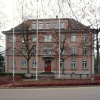 Rotes Schulhaus, Винтертур