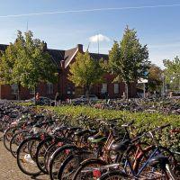 Station Bike Park, Лунд