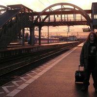 Lund´s Train Station, Лунд