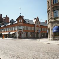Klostergatan, Лунд