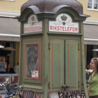 Rikstelefon, Мальмё