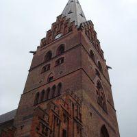 Torre da Igreja de St. Petri - junho de 2009., Мальмё