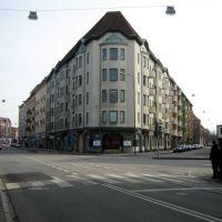 Östra Förstadsgatan - Malmö, Мальмё