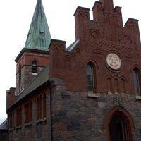 Södra Kedums kyrka, Борас