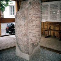 Runsten (rune stone), Sparlösa (1999), Борас