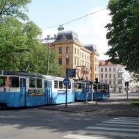 Blue tram, Гетеборг