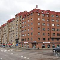 Friggagatan, Göteborg (07/2009), Гетеборг
