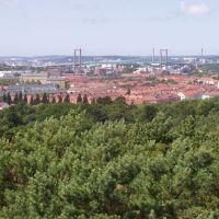 073 Göteborg, Slottskogen, Älvsborgsbron, Гетеборг