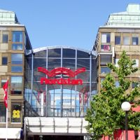 Nordstan Shoppingcenter Eingang Juni 2005, Гетеборг