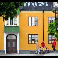 Kungsgatan 22 och Källargatan 14, Malmköping, Еребру
