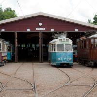 Tramway museum, Malmköping, Еребру
