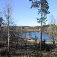Utsikt över sjön Heen, Еребру