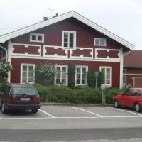 Källgatan Malmköping, Еребру