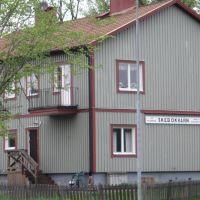 I Skebokvarn, Еребру