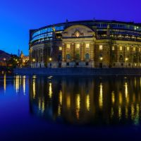 Parliament of Sweden, Содерталье