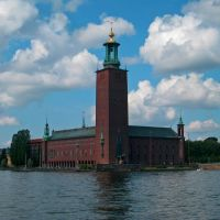 SWE Stockholm Stadshuset by KWOT, Содерталье